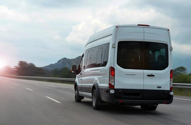 UK Van Delivery