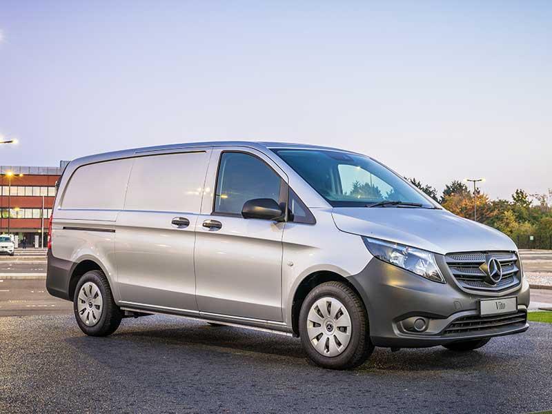 Mercedes Vito Panel Van