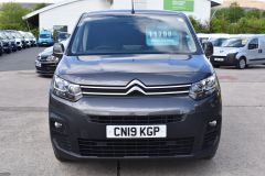 CITROEN BERLINGO 1000 ENTERPRISE M 100 BHP BLUEHDI EURO 6 GREY VAN - 2281 - 12