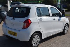 SUZUKI CELERIO SZ2 PETROL IDEAL FIRST CAR  - 2521 - 6