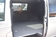 VOLKSWAGEN TRANSPORTER T28 TDI P/V HIGHLINE MODIFIED DAY VAN WITH CARPET AND WINDOWS - 2477 - 8