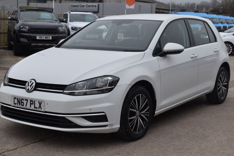 Used VOLKSWAGEN GOLF in Cwmbran, Gwent for sale