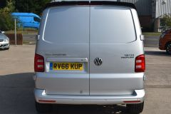 VOLKSWAGEN TRANSPORTER T28 TDI P/V HIGHLINE MODIFIED DAY VAN WITH CARPET AND WINDOWS - 2477 - 7
