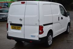 NISSAN NV200 DCI ACENTA WHITE VAN TWIN SIDE DOORS - 2083 - 14