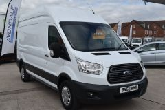 FORD TRANSIT 350 TREND L3 H3 LWB HIGH ROOF EURO 6 VAN WITH AIR CON - 1963 - 5