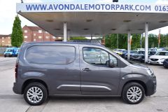 CITROEN BERLINGO 1000 ENTERPRISE M 100 BHP BLUEHDI EURO 6 GREY VAN - 2281 - 7
