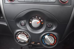 NISSAN MICRA VIBE 1.2 PETROL AIR CON BLUETOOTH SILVER CAR - 2800 - 10