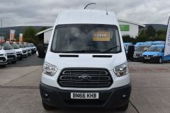 FORD TRANSIT 350 TREND L3 H3 LWB HIGH ROOF EURO 6 VAN WITH AIR CON - 1963 - 6