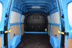 FORD TRANSIT CUSTOM 330 L2 H2 LWB HIGH ROOF BLUE VAN WITH TWIN SIDE DOORS  - 1809 - 11