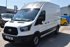 FORD TRANSIT 350 L3 HH3 AUTOMATIC RARE VAN LWB HIGH ROOF - 2341 - 1