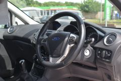FORD FIESTA SPORT CAR DERIVED VAN WITH SAT NAV CRUISE AND AIR CON - 2294 - 8