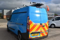 FORD TRANSIT CUSTOM 330 L2 H2 LWB GAS VAN TWIN SIDE DOORS - 2509 - 5