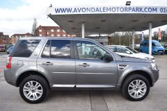 LAND ROVER FREELANDER TD4 HSE AUTOMATIC GREY FAMILY CAR 4X4 SAT NAV CRUISE  - 2851 - 8