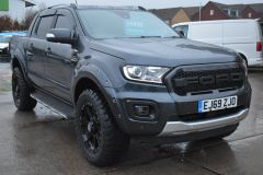 FORD RANGER WILDTRAK RAPTOR STYLED ECOBLUE 2.0 BI TURBO SEA GREY NO VAT AUTOMATIC 4X4 - 2628 - 7