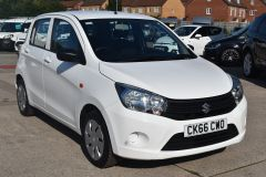 SUZUKI CELERIO SZ2 PETROL IDEAL FIRST CAR  - 2521 - 8