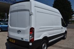 FORD TRANSIT 350 L3 HH3 AUTOMATIC RARE VAN LWB HIGH ROOF - 2341 - 6