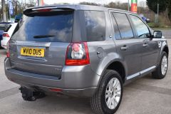 LAND ROVER FREELANDER TD4 HSE AUTOMATIC GREY FAMILY CAR 4X4 SAT NAV CRUISE  - 2851 - 7
