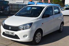 SUZUKI CELERIO SZ2 PETROL IDEAL FIRST CAR  - 2521 - 1