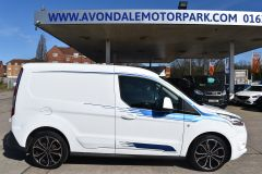 FORD TRANSIT CONNECT 200 LIMITED MS RT DECALS STYLED NO VAT VAN - 2221 - 6