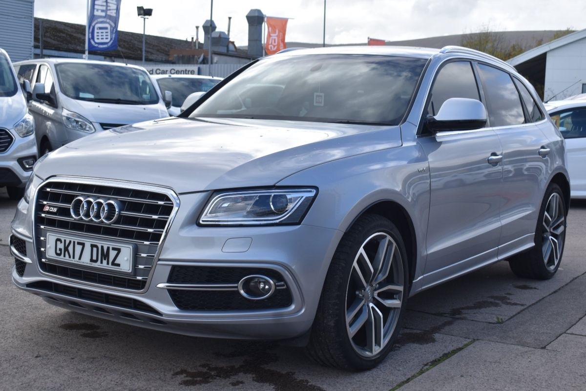 Used AUDI Q5 in Cwmbran, Gwent for sale