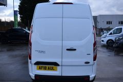FORD TRANSIT CUSTOM 340  170 BHP TREND L2 H2 LWB HIGH ROOF AIR CON VAN EURO 6 - 2173 - 6