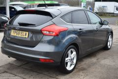 FORD FOCUS ZETEC EDITION GREY SAT NAV AIR CON FAMILY CAR LOW MILES TDCI - 2802 - 6