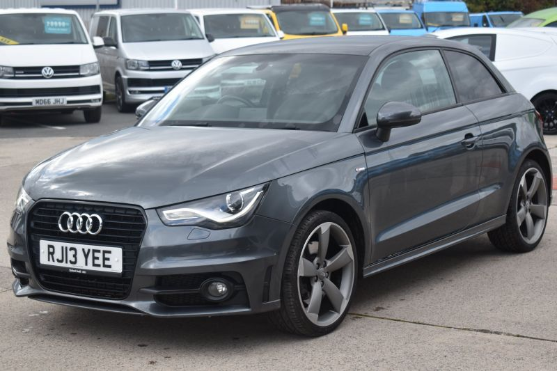 Used AUDI A1 in Cwmbran, Gwent for sale