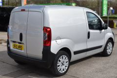 CITROEN NEMO 660 ENTERPRISE NO VAT SILVER VAN - 2240 - 5
