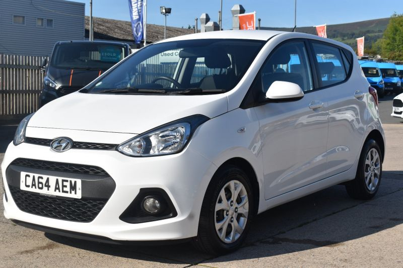 Used HYUNDAI I10 in Cwmbran, Gwent for sale