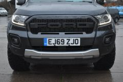 FORD RANGER WILDTRAK RAPTOR STYLED ECOBLUE 2.0 BI TURBO SEA GREY NO VAT AUTOMATIC 4X4 - 2628 - 13