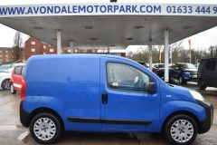 CITROEN NEMO 660 ENTERPRISE BLUE LOW MILES AIR CON HDI - 2811 - 6