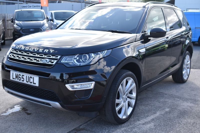 Used LAND ROVER DISCOVERY SPORT in Cwmbran, Gwent for sale