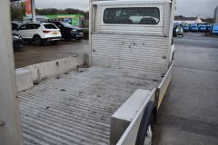 PEUGEOT BOXER BLUE HDI 335 PLANT LOW LOADER RAMP TRAFFIC AGRICULTURE FORESTRY VEHICLE - 2686 - 10