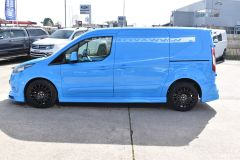 FORD TRANSIT CONNECT 240 L2 LWB BLUE MS RT SPORT STYLED BRITISH GAS RARE VAN - 2920 - 3