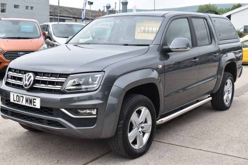 Used VOLKSWAGEN AMAROK in Cwmbran, Gwent for sale
