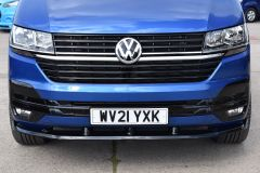 VOLKSWAGEN TRANSPORTER T30 T6.1 2021 LWB 150 BHP BLUE IDEAL CAMPER SPORTLINE STYLED HIGHLINE NOT T5 T6 - 2929 - 12