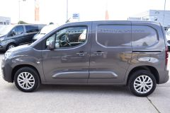 CITROEN BERLINGO 1000 ENTERPRISE M 100 BHP BLUEHDI EURO 6 GREY VAN - 2281 - 4