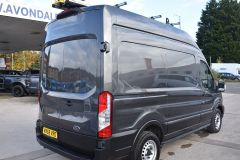 FORD TRANSIT 350 LEADER L2 H3 MWB HIGH ROOF GREY RARE VAN SHELVING LADDER RACK ECOBLUE EURO 6 - 2620 - 6