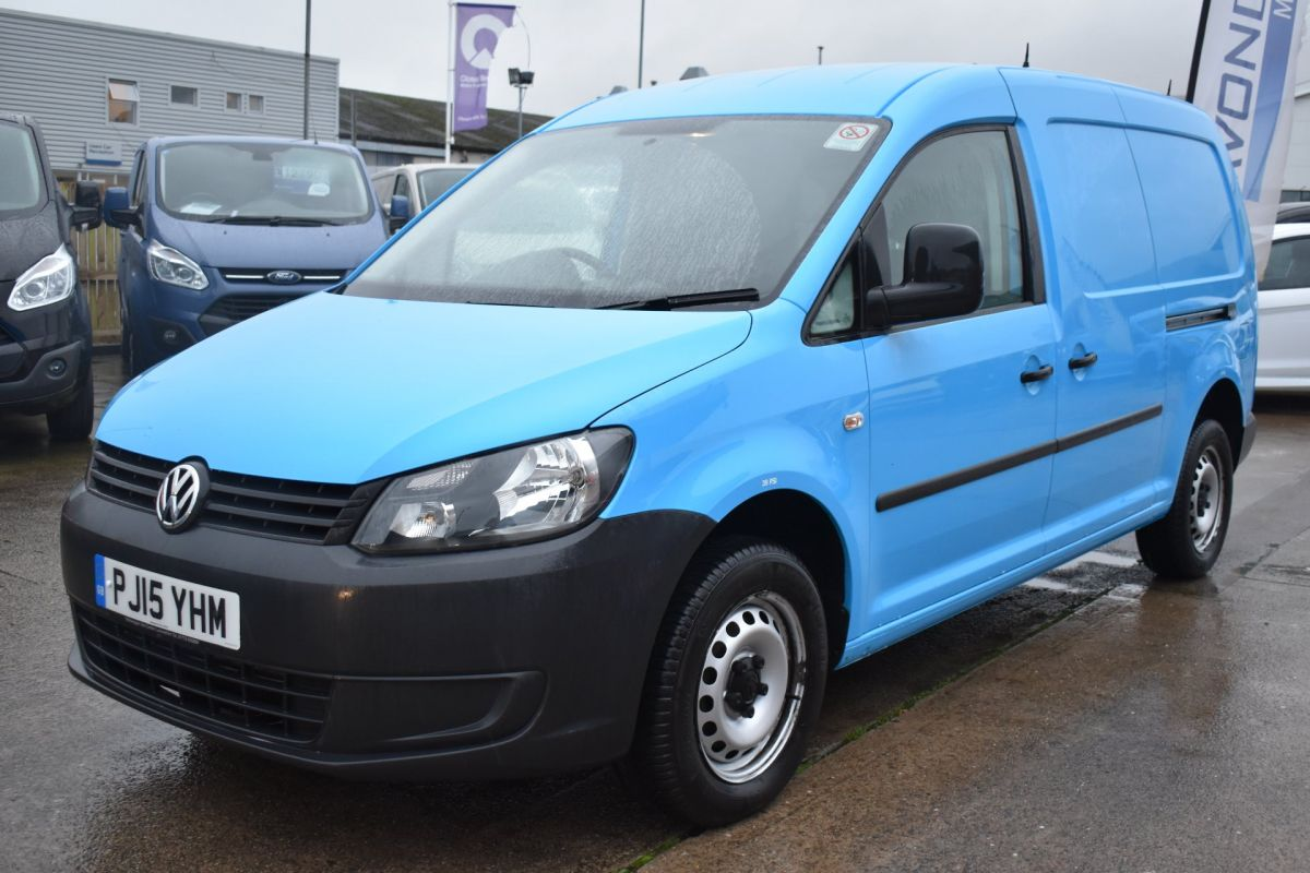 Used VOLKSWAGEN CADDY MAXI in Cwmbran, Gwent for sale