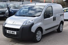 CITROEN NEMO 660 ENTERPRISE NO VAT SILVER VAN - 2240 - 1