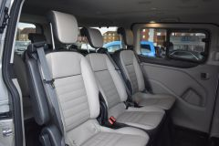 FORD TOURNEO CUSTOM 310 TITANIUM 170 BHP MINIBUS 9 SEATER LWB L2 LEATHER NAV REVERSE CAM - 2228 - 11