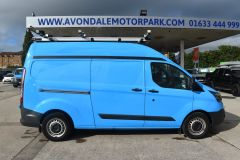 FORD TRANSIT CUSTOM 330 L2 H2 LWB GAS VAN TWIN SIDE DOORS - 2509 - 7