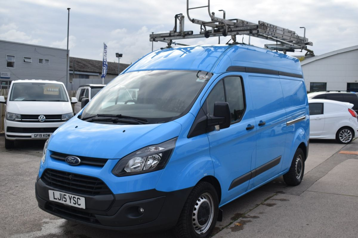 Used FORD TRANSIT CUSTOM in Cwmbran, Gwent for sale