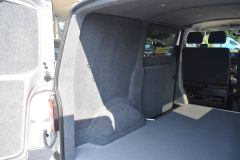 VOLKSWAGEN TRANSPORTER T28 TDI P/V HIGHLINE MODIFIED DAY VAN WITH CARPET AND WINDOWS - 2477 - 17