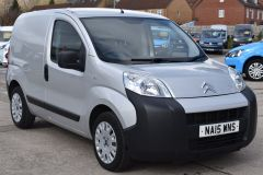 CITROEN NEMO 660 ENTERPRISE NO VAT SILVER VAN - 2240 - 6
