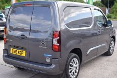 CITROEN BERLINGO 1000 ENTERPRISE M 100 BHP BLUEHDI EURO 6 GREY VAN - 2281 - 6