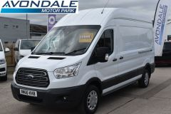 FORD TRANSIT 350 TREND L3 H3 LWB HIGH ROOF EURO 6 VAN WITH AIR CON - 1963 - 1