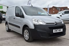 CITROEN BERLINGO 625 ENTERPRISE L1 BLUEHDI SILVER VAN HUGE SPEC - 1917 - 8