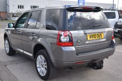 LAND ROVER FREELANDER TD4 HSE AUTOMATIC GREY FAMILY CAR 4X4 SAT NAV CRUISE  - 2851 - 6
