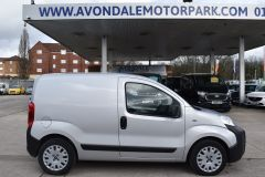 CITROEN NEMO 660 ENTERPRISE NO VAT SILVER VAN - 2240 - 7